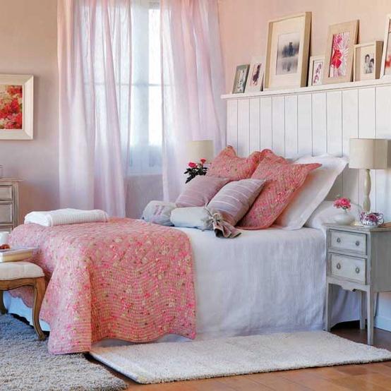 Friso arquitetura e interiores top 5 quarto rom ntico - Fotos de dormitorios romanticos ...
